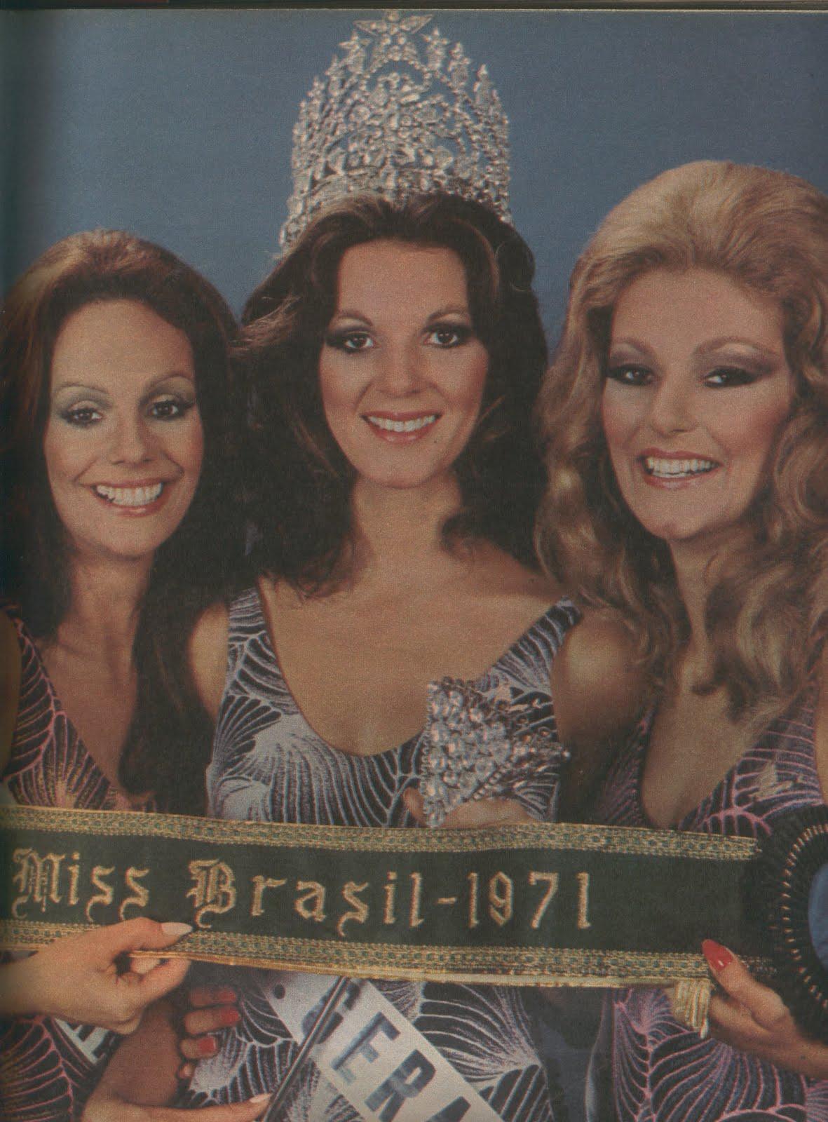 "˜*•. ˜""*°•.˜""*°••°* Lucia Petterle, Miss World 1971. ˜*•. ˜""*°•.˜""*°••°* Lucia-766"