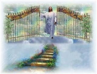 COV ZAJ NYEEM NRUAB LIS PIAM 2012 - Page 2 JesusAtTheGate-1