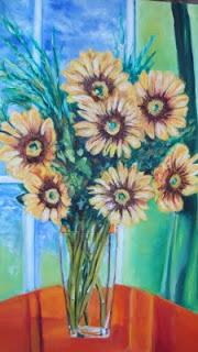 لوحاتي بالزيتي 2