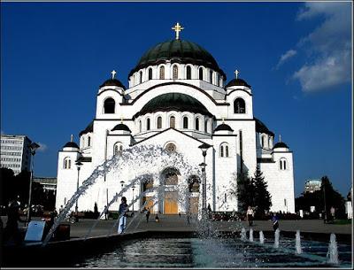 Pravoslavne crkve Hram_svetog_save_spreda