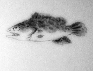 Le grand poisson rouge DSCN3612