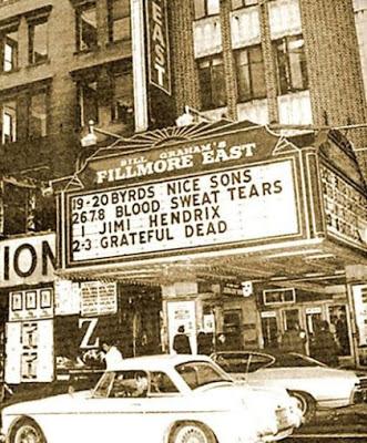 New York (Fillmore East) : 1er janvier 1970 [Premier concert]  Capture11