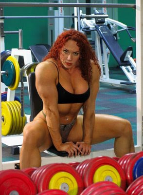 Mulheres super Musculadas  Mulheres%2BMusculosas