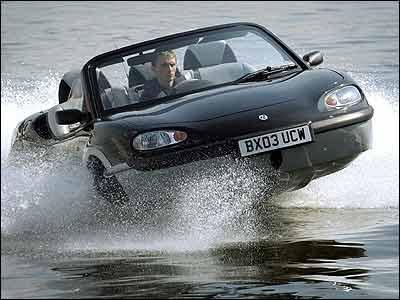 Autos de peliculas y series. (Un rincón para recordar ...) Hydro-car_boat_float