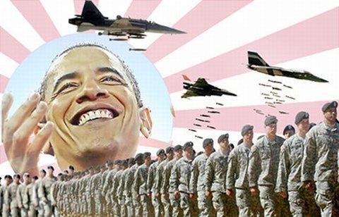 Obama admet enfin l'emploi de drones d'attaque au Pakistan et en Afghanistan  2009-06-20-obama-war