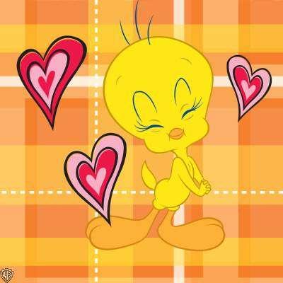 quel bonhomme de dessin animé vous êtes? Tweety_daisy13_400x400