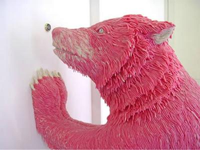 Esculturas variadas ^^ Urso