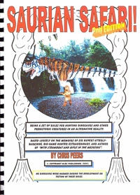 Chasse aux dinosaures ! Saurian