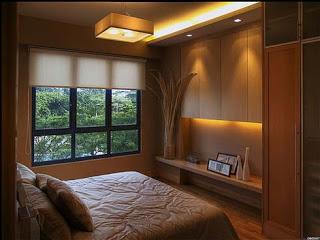 أفكار حلوة للرفوف Small-bedrooms