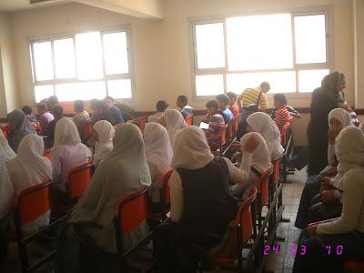ندوة بالمدرسة قامت بها جمعية الامل للرعاية24/3/2010م IMG_2848