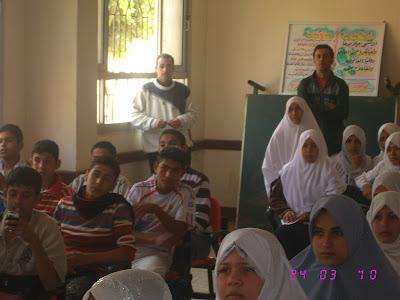 ندوة بالمدرسة قامت بها جمعية الامل للرعاية24/3/2010م IMG_2868