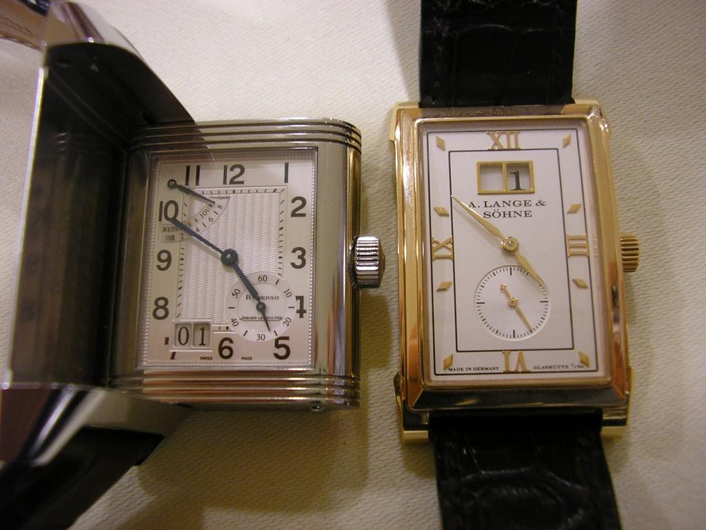 Et si... vous achetiez une vraie dress watch : quelle marque / modèle ? Reloj276zw