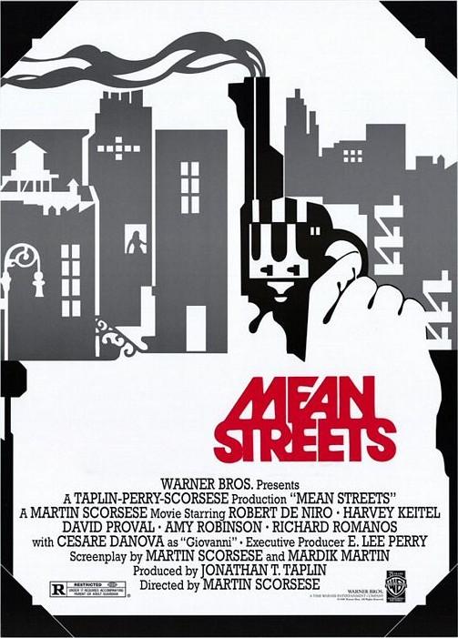 Les plus belles affiches de cinéma - Page 2 Mean_Streets_poster