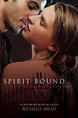 Nuevo Concurso de Junio: Gánate Spirit Bound Spirit-bound-cover