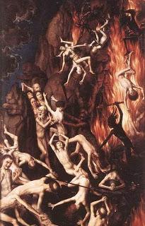 Есть ли Ад - Страница 16 Memling-hell