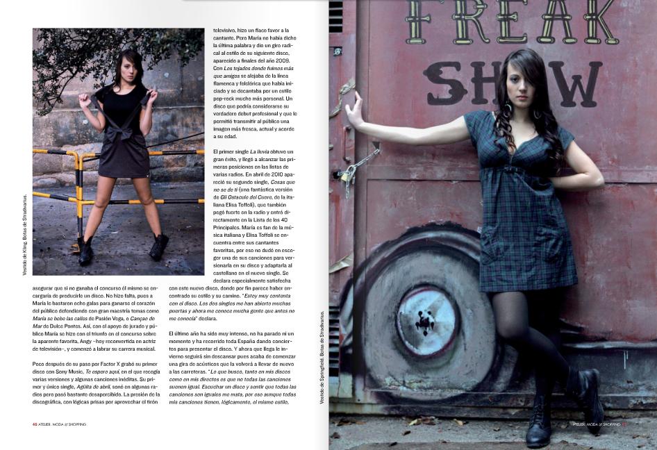 Fotos >> Photoshoots, Scans de Revistas, Portadas... - Página 2 22