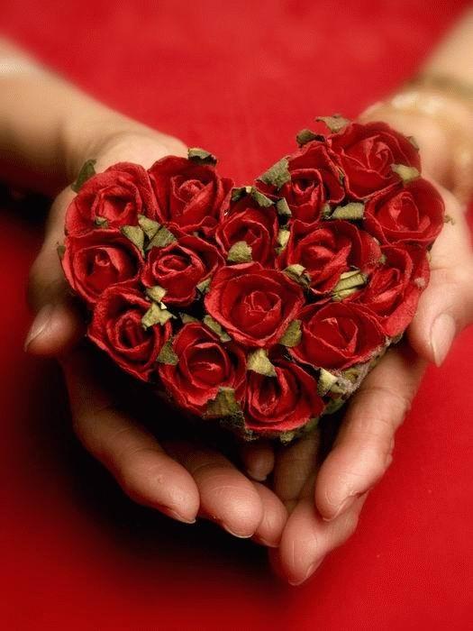 Romanticno srce - Page 9 Valentine-day-flowers