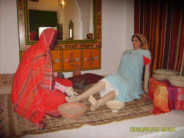 عادات تونس التقليدية من متحف جربة S5003074