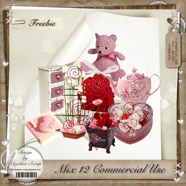 MIX 12 Commercial Use Cajoline_mix12cu_pv