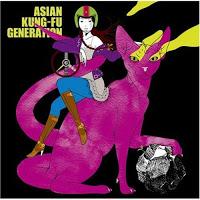 Discografia completa - Asian Kung fu Generation Cover