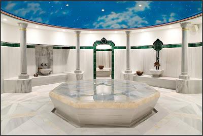 حمامات, ديكورات, 2009 Hamam