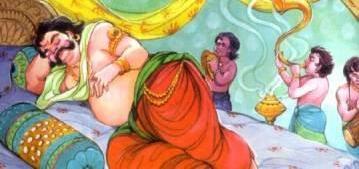 கும்பகர்ணன் நல்லவரா, கெட்டவரா..? Kumbhakaran1