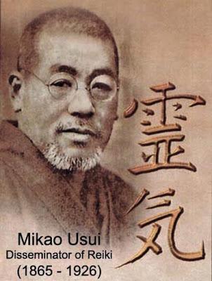 Reiki - true story Mikao_Usui