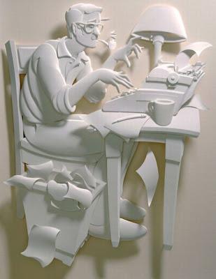 பேப்பரில் இப்படியும் செய்ய முடியுமா ? Paper-sculptures-07