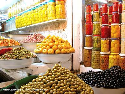 Citrons confits fait maison à la marocaine / 7amed ou Hamd Msseyer ou Mra9ed ou Mrakad Marrakech__Le_souk_aux_Olives_sur_Taoula_net