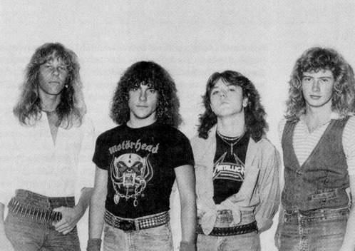 Musicothèque - Page 6 Metallica-ron-mcgovney-dave-mustaine-early-vintage-metallica