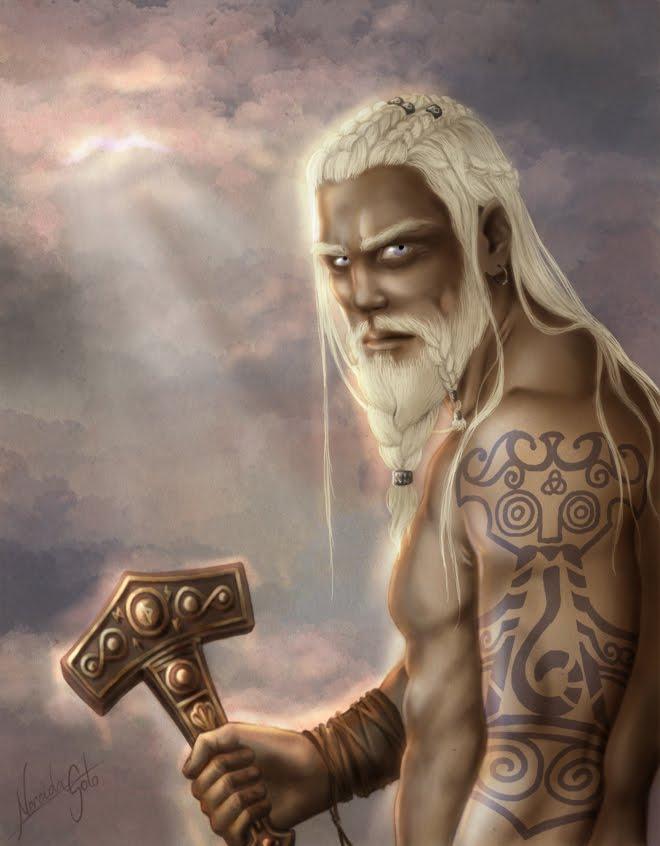 Dioses Nórdicos [¿Mitos o Realidad?] Thor_after_storm