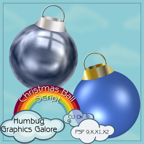 Christmas Ball Script by Humbug Graphics Preview