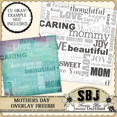 Mother's Day Overlay - By: Scraps By Jessica Jd-mothersdayoverlayPREVIEW