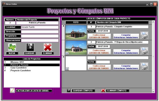 Imprecisión Revit 2009 (Ver 2.0) Gestion