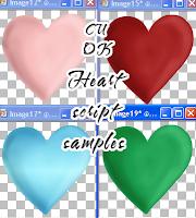 Valentine's PSP Heart Script - By: Bits N Bobs Folder