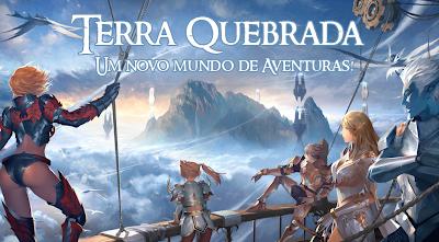 Terra Quebrada - O Reino de Dragão Anão IMG