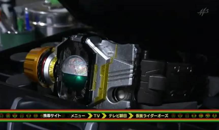 """Akira Date """"Kamen Rider Birth"""" (WIP) Birth_driver"""