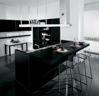 Interior de la casa *-* Cocina_moderna_2