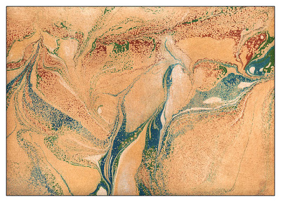 L'art d'ebru ( art du papier marbré ) Ebru1