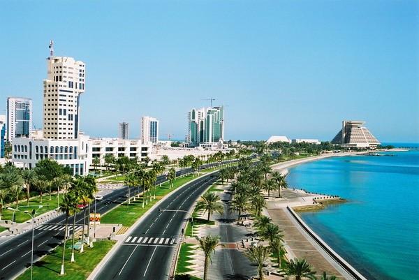 cidades de referencia e beleza  Doha.qatar