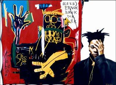 Jean-Michel Basquiat  Jean%2Bmichel%2Btwo