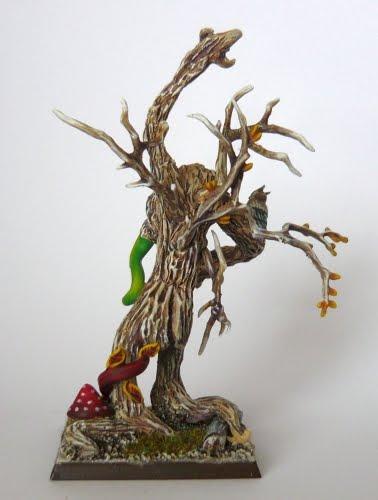 elves - Skavenblight's Wood Elves Drzewo102