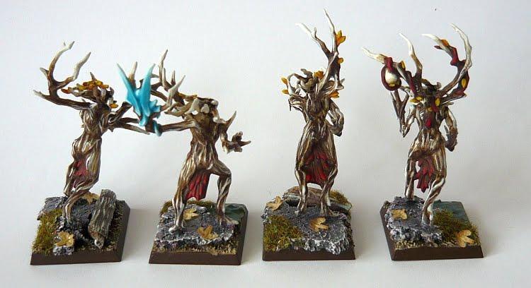 elves - Skavenblight's Wood Elves Dryad04
