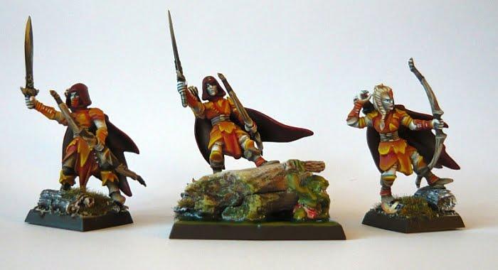 elves - Skavenblight's Wood Elves Elfy1