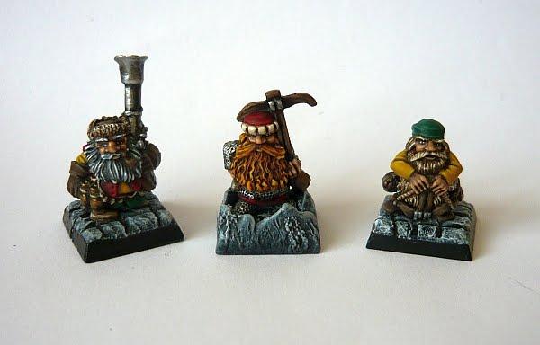Skavenblight's painting dwarfs... again! D02