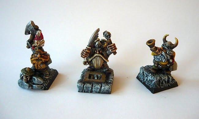 Skavenblight's painting dwarfs... again! Sd2