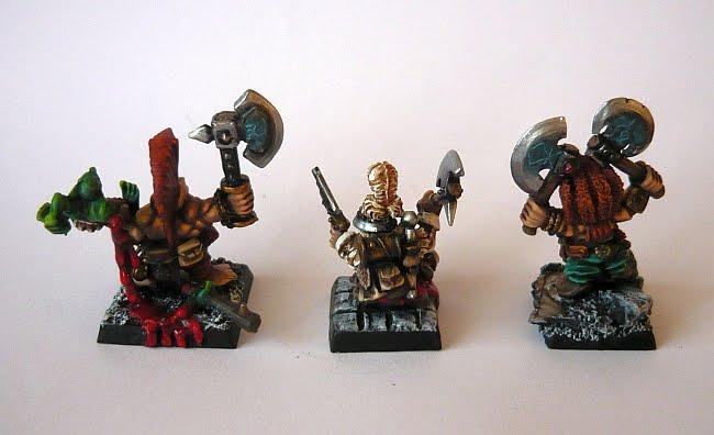 Skavenblight's painting dwarfs... again! Df4