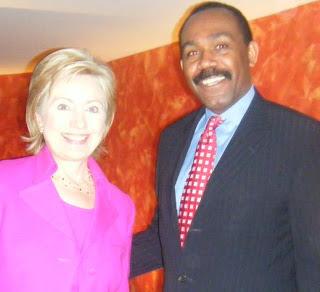 William Jefferson Clinton, un émissaire chargé de toutes sortes d'affaires. Clinton2