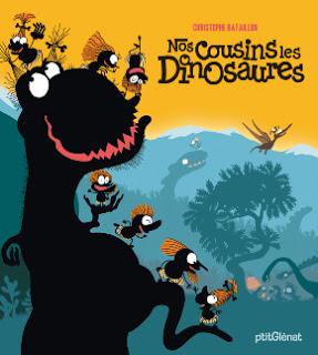 [Bataillon, Christophe] Nos cousins les dinosaures LIVRE1b