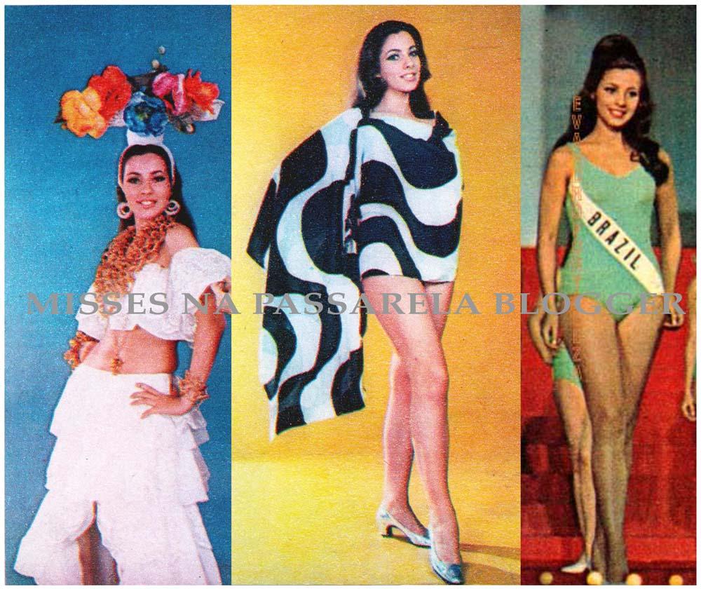 ♥♥ * *♥♥¸.· Maria da Gloria Carvalho, Miss International 1968. ♥♥ * *♥♥¸.·   M%2BGl%C3%B3ria%2B68